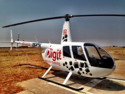 Digit Western Cape | Digit Recovery Helicopter